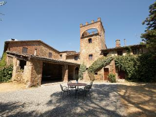5 bedroom Villa in Siena, Tuscany, Italy : ref 5227153