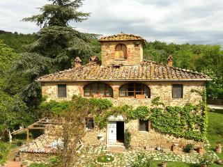 4 bedroom Villa in Sinalunga, Siena And Surroundings, Italy : ref 2135239