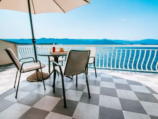 5m from sea apartment in Klek, Croatia