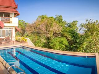 Beachview Villa Private Pool - 6BR - Temple House
