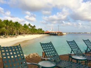Best private beach location - Studio Style Condo - Affordable luxury, Kralendijk