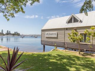 The Boat House at Mosmans