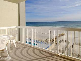Caribbean 401~E. Corner Condo with M. Bath Garden Tub~Bender Vacation Rentals, Gulf Shores