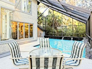 Mooring Buoy 191, 4 Bedroom, Private Pool,  Lagoon View, Sleeps 10, Hilton Head