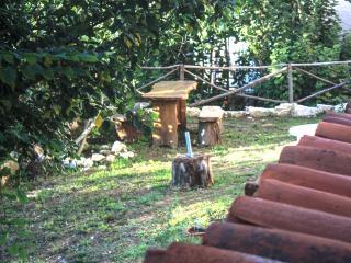 Eco Vacanza nell'incontaminato verde montagna/lago 'Casa Lago del Salto'