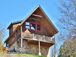 A Slice of Paradise in a one bedroom cabin near downtown Pigeon Forge TN