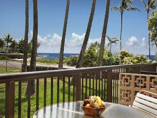 OCEAN VIEW Poipu Bliss**  FAST WIFI** Ground Floor**, Koloa
