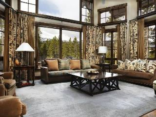 Walk to Mid Station Gondola in this Luxurious Colorado Mountain Chateau, Breckenridge