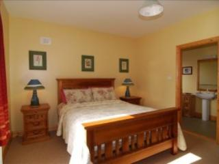 The house have five large bedrooms all en-suite.