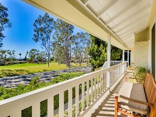 15% OFF AUG DATES - Beautiful Dana Point Cottage-Ocean View, Large Grass Park