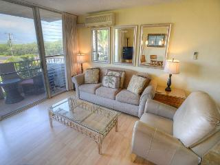 FALL SPECIALS! Cozy Ocean Front 1-Bedroom with an Outstanding View!, Kihei