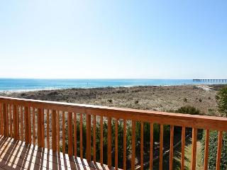 Sea Oats -  Enjoy a soothing vacation getaway in this quiet ocean view home