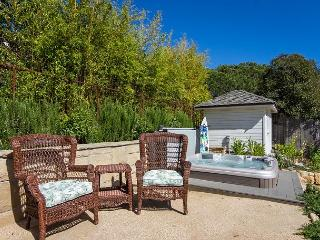 Upscale 3BR w/ Wraparound Patio, Hot Tub & Ocean Views, Just Blocks to Beach