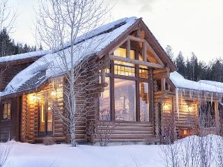 Mountain Bluebird Cabin - 3 bedroom Log Cabin  - Close to Jackson Hole, Víctor