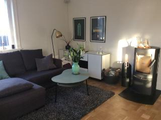 Copenhagen villa apartment in green residential area, Copenhague