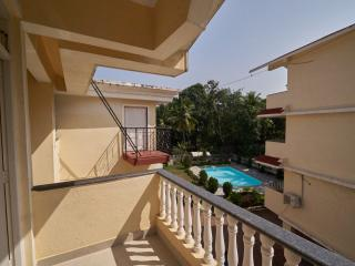 Beach Haven Luxury Holiday Apartment, Majorda, Goa