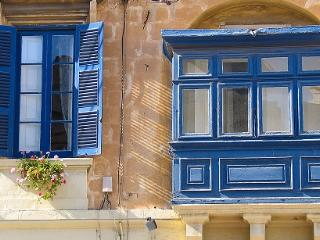 Maltese traditional balcony