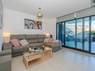 Luxueux appartement neuf centre ville, plages,port
