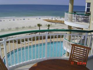 TRUE BEACH FRONT, 3 & 3, Large Balcony, Pensacola