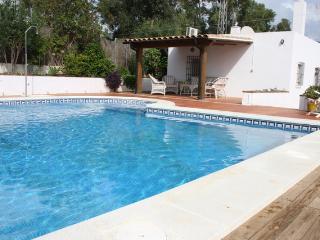 Casa Sylvia -Vejer villa with private pool, Vejer de la Frontera
