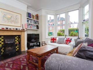 A homely four-bedroom house in White City., London