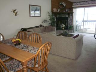 2 br 2 ba Woodcrest lakefront condo BEAUTIFUL VIEW, Lake Ozark
