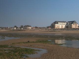 Appartement de vacances vue sur mer, Grandcamp-Maisy