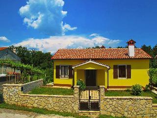 house corina, Labin