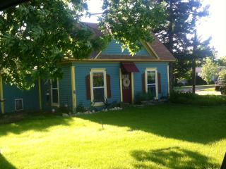 Cottage in the Flint Hills Tall Grass Prairie, Wichita