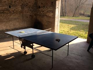 Salle de pingpong