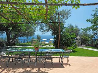 Large Villa near Amalfi Overlooking the Sea  - Borgo Mare