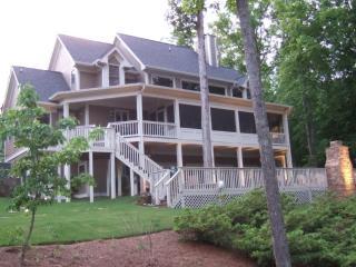 Huge, lakefront property on Lake Oconee, Greensboro