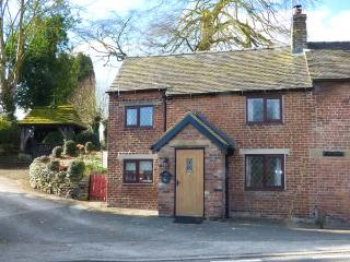 THE CASEY, brick-built, semi-detached, woodburner, parking, garden, in Fenney Bentley, Ref.931620, Fenny Bentley