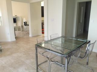 Brand new three-bedroom apartment in Doral