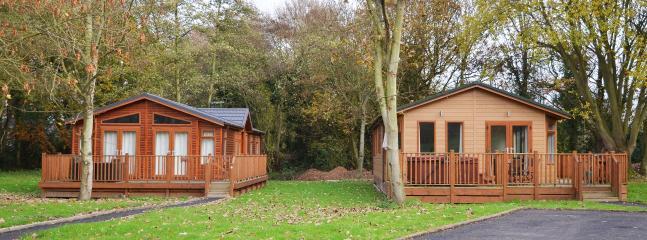 2 Bedroom Luxury Lodge at Norfolk Park, North Walsham