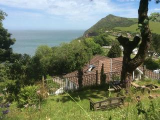 29281 Apartment situated in Combe Martin (0.5mls W)