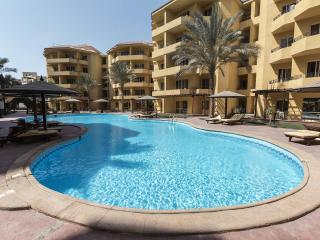 Apartments in British resort, Hurghada, Egypt