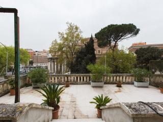 The Terrace in Parioli, Rome
