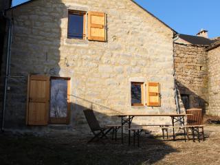 Gite La Vaissiere - Flan sud du Mont Lozere