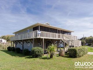 Sea Grass - Easy Beach Access, Screened Porch, Ocean View