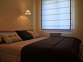 Cama doble o 2 camas individuales en la habitación.