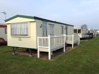 CARAVAN/ Holiday home/BEACH INGOLDMELLS SKEGNESS, Ingoldmells