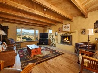 Two Casitas - Pinon Vista - 360 Majestic Views and Just Blocks from the Plaza!, Santa Fe
