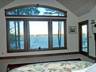 OH WHAT A VIEW | WESTPORT ISLAND, MAINE | SALT WATER RIVER | ROMANTIC GETAWAY |