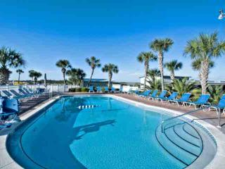 Pinnacle Port C1-302 Gulf Front Condo! Resort Pools - Steps to Beach!
