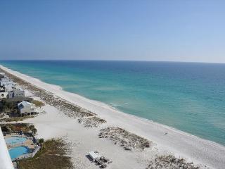 Emerald Isle 3-bedroom - Gulf-front 15th floor with wraparound views!, Pensacola Beach
