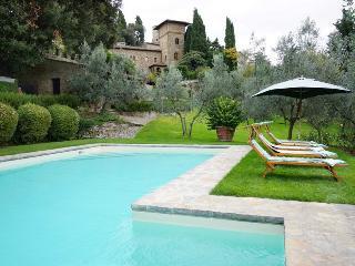 Villa Zafferano, Vergelle