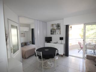 Studio 4* Port Fréjus mer wifi parking plage, Frejus