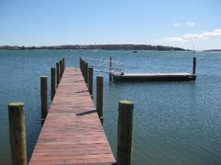 Exquisite Waterfront Estate on Shelter Island NY; 100 Foot Dock; Beaches, Town