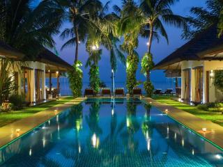 Samui Island Villas - Villa 29 Luxury Beach Front, Plai Laem